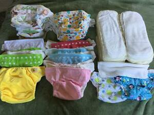 Bamboo Cloth Diapers