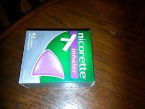 Nicorette Cartridges