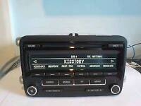 2013 Volkswagen Sharon radio and CD very good condition clean
