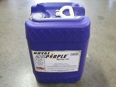 5 Gallon Royal Purple 5w30 HPS Synthetic Motor Oil 35530