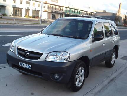 2004 Mazda Tribute Wagon