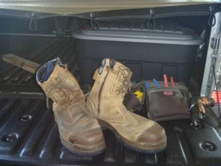 Oliver ATS Boots 55285