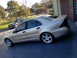 Mercedes Benz C180 classic South Morang Whittlesea Area Preview