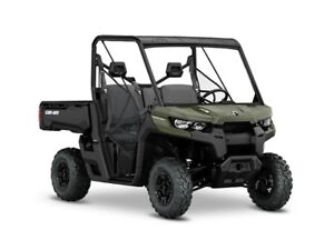 2016 Can-Am Defender DPS HD8