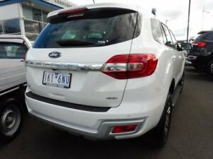 2015 Ford Everest UA Trend 4WD White 6 Speed Sports Automatic Wagon Strathmore Heights Moonee Valley Preview