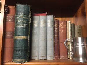 Old Poultry Books/Items Dubbo Dubbo Area Preview