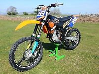 Immaculate ktm 250 f 50hours