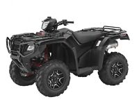 2015 Honda TRX500 Rubicon DCT IRS EPS Deluxe