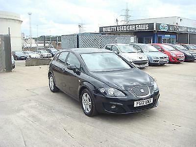 Seat Leon 1.6TDI CR 105ps 2012 Ecomotive S Copa