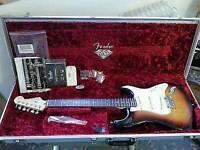 Fender diamond anniversary stratocaster