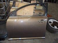 Genuine 2004-2008 Toyota avensis D4D doors in brown (nearside)front + rear passenger