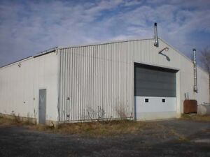 6000 sq.ft. Indoor Heated Dry Warehouse