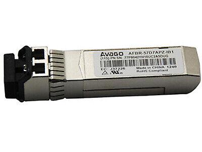 Lot Of 100 Avago 8gb Sfp+ 850nm Sw Transceiver Afbr-57d7apz-ib1 77p8042