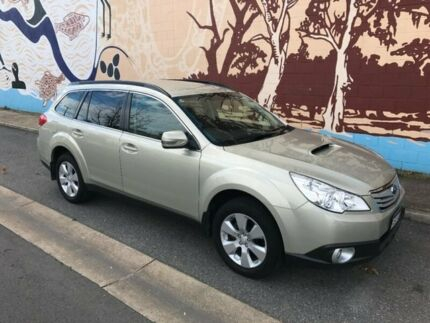 2010 Subaru Outback MY11 2.0D 6 Speed Manual Wagon Thebarton West Torrens Area Preview