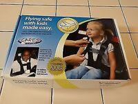 CARES Airplane Safety Harness for Children (nearly new, used once)