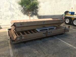 20T Sureweld Climaxx Aluminium Loading Ramps Forrestdale Armadale Area Preview