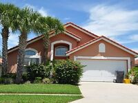 Special Sale Free Pool Heat 5 Bed 4 Bath /Spa/Games Rm Villa Gated Resort Disney Florida