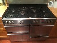 Diplomat Range cooker ..Dual Fuel ..110cm wide ..1 Years warranty ..Free delivery