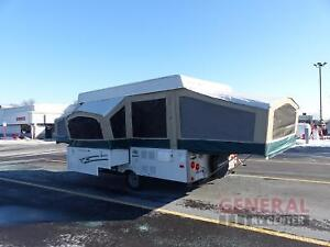 2010 Starcraft Pop Up Tent Trailer w/Air Conditioner