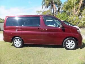 2005 Nissan Elgrand Van/Minivan Greenbank Logan Area Preview