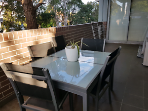 outdoor dining tables and chairs in Sydney Region NSW Other
