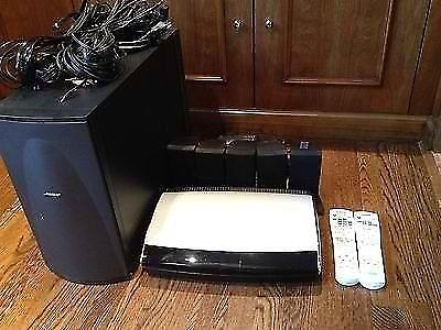 Bose lifestyle 25 tv video home audio ebay bose lifestyle 28 sciox Gallery