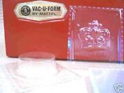 Mattel Vacuform