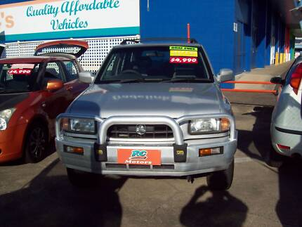 1999 Holden Frontera Wagon