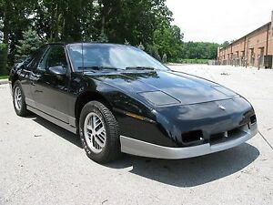 1985 Pontiac Fiero GT For Parts Only