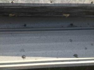 Used Galvanized tin Comox / Courtenay / Cumberland Comox Valley Area image 3