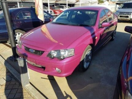 2006 Ford Falcon BF XR6 4 Speed Auto Seq Sportshift Sedan Laidley Lockyer Valley Preview