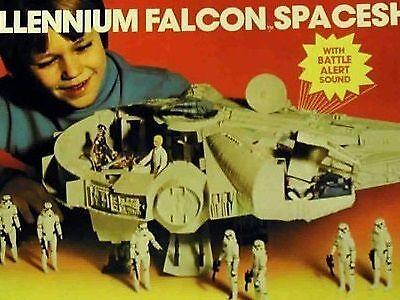 """Das """"Millenium Falcon""""-Spielset"""
