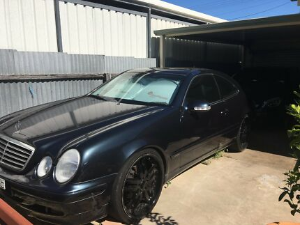 2001 Mercedes-Benz CLK230 Coupe Hove Holdfast Bay Preview