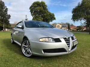 2009 Alfa Romeo GT JTS Silver 5 Speed Manual Coupe Somerton Park Holdfast Bay Preview