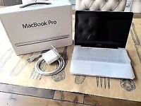 "( MACBOOK PRO 13"") BOXED 3.1GHz i5,4gb-16GB RAM, 500GB-1TB,OFFICE 2016, ADOBE CS6"