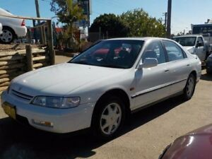 1995 Honda Accord VTi White North St Marys Penrith Area Preview