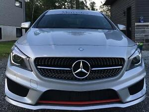 Transfert de bail pour Mercedes CLA- Class 2015