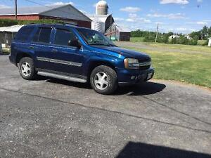 2002 Chevrolet Trailblazer Lt Other