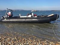 Rib Boat for sell