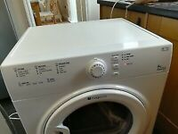 HOTPOINT TUMBLE DRYER CAN DELIVER DRIER DRY