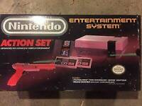 Nintendo res 001 Action Set in box
