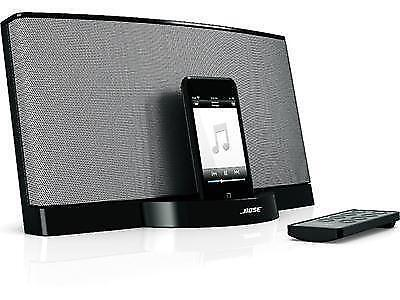 bose sounddock series ii ebay. Black Bedroom Furniture Sets. Home Design Ideas