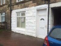 1 Bedroom Main Door Ground floor flat Holytown, Motherwell Available Now
