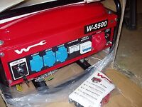 great working 4kv 8500 watts