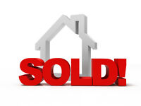 TROUBLE SELLING YOUR HOME?  I BUY HOUSES, TOWNHOUSES AND CONDOS!