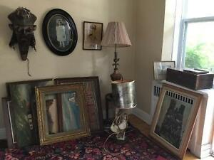 Estate sale- NDG - 5175 Côte st luc road