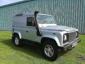 Land Rover 90 Defender 2.4TDi County !!!!!!!!!!!!!!! NO VAT !!!!!!!!!!!!!!!!!