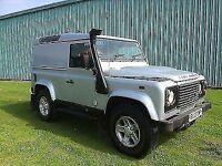 Land Rover 90 Defender 2.4TDi County !!!!!!!!!!!!!!! NO VAT !!!!!!!!!!!!!!!!!