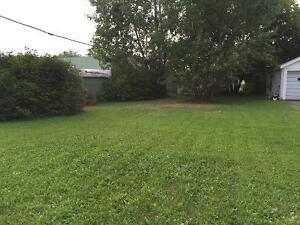 Vacant lot - 33 Cameron Avenue