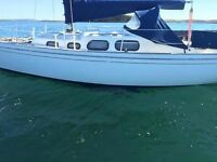 SHIPMAN 28 SAILING CRUISER ABSOLUTELY GORGEOUS, RECENT DIESEL £8750